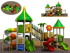 Basic Outdoor Playground