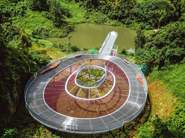 "Government project ""bright bridge"" Cultural Tourism in ShenZhen"